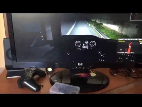 how to use thrustmaster t80 on ets 2