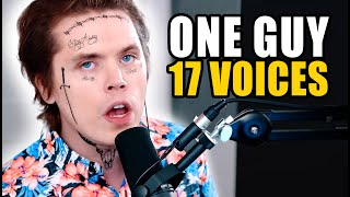 One Guy, 17 Voices (Billie Eilish, Michael Jackson, Post Malone & MORE)