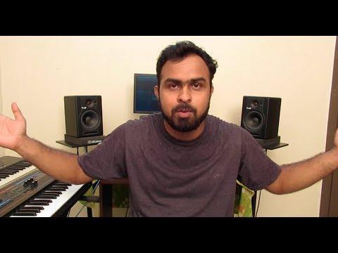AR Rahman's Rhythm - Piano medley