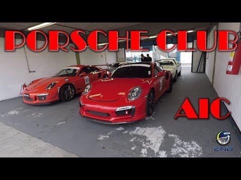 52º Porsche Driving School no AIC