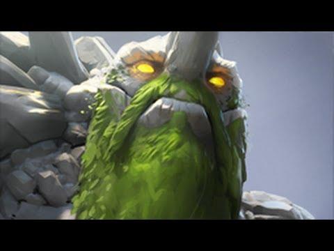 видео: [dota 2] Обзор героя - tiny