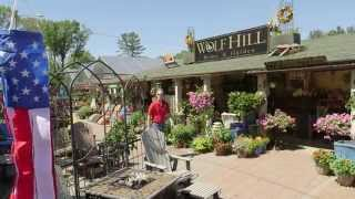 Rimol Retail Greenhouses: Wolf Hill Garden Center