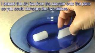 What Happens If You Microwave Dry Ice?