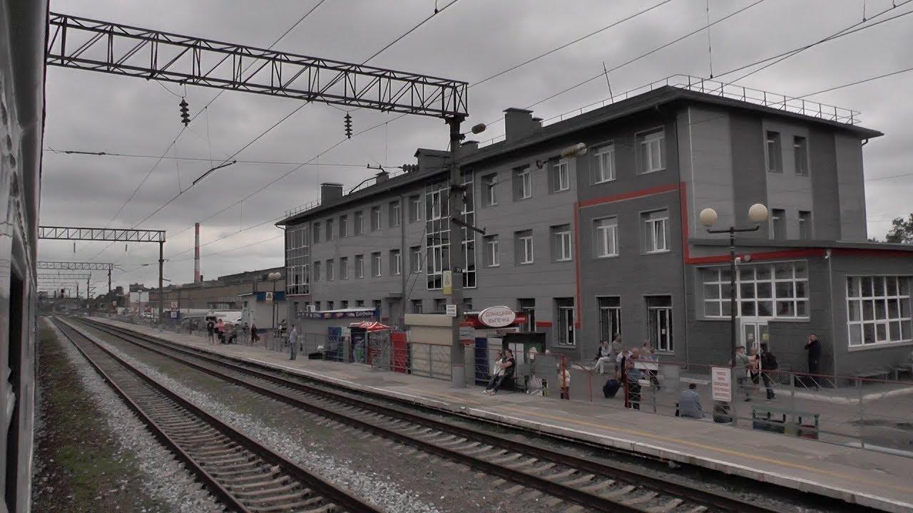 Тюмень новосибирск на поезде виды из окна