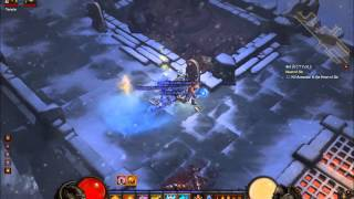 Diablo 3  act 3 Key Farming !! (Xah'rith The Keywarden) *Key of Terror*