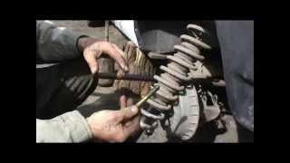 видео Задняя подвеска ВАЗ 2109
