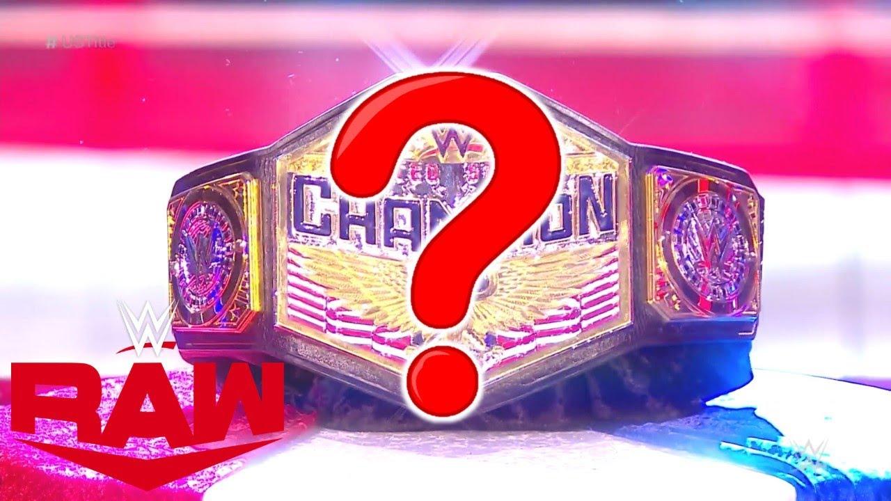 Une Nouvelle Ceinture! Résultats WWE RAW 06 Juillet 2020