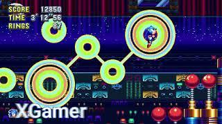Sonic Mania : Studiopolis Zone 2 part 4