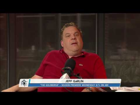 Actor, ABC's The Goldbergs Jeff Garlin on Bears Hot Take 9/20/16