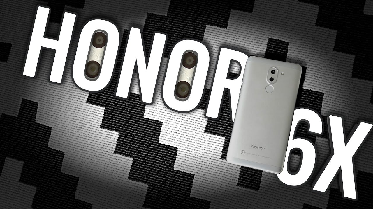 Honor 6X - Full phone specifications