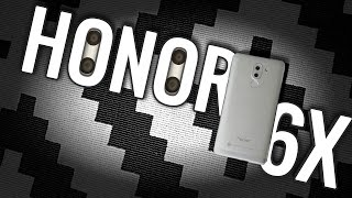 Honor 6X hands-on