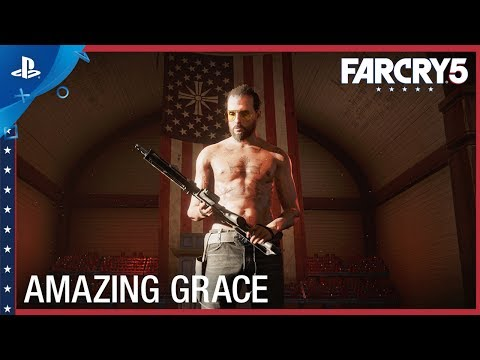 Far Cry 5: E3 2017 Official Amazing Grace Trailer   PS4