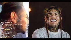 6ix9ine Released this morning from Prison & placed on House Arrest. Also DECLINES Witness Protection