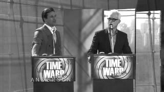 'Mad Men' Time Warp Trivia Game with Jon Hamm and John Slattery
