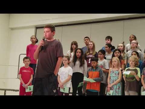 Redbud Run Elementary School 5th Grade Performance.