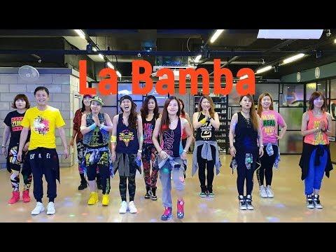 I LOVE ZUMBA / Gente de Zona - La Bamba  /  Salsa