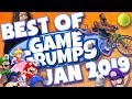 BEST OF Game Grumps - January 2019 Videos [+50] Videos  at [2019] on substuber.com