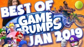 BEST OF Game Grumps - January 2019