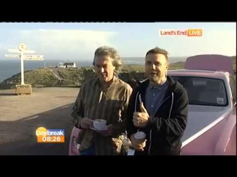 Gary Barlow, James May & Prof. Brian Cox FAB1Million Interview On Daybreak