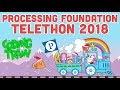 Processing Foundation Holiday Telethon