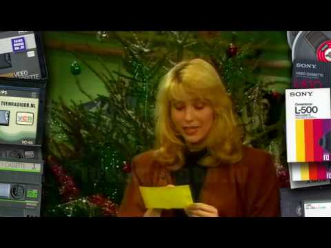 TV: Sky Channel - Promo's, DJ Kat Show (met Linda de Mol) fragmenten  (19880101)