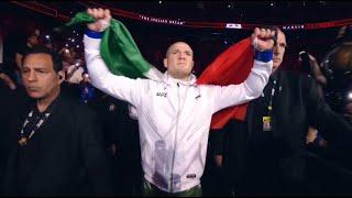 Ready to Rumble: The Italian Dream lancia la sfida a Paulo Costa
