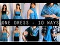 DIY: 10 Creative Ways to Wear a Dress