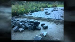 видео брусчатка в Житомире