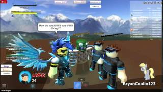 Bryan plays Roblox Super check point w/Magic277