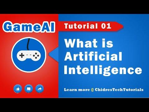 AI: Artificial Intelligence ( Game AI ) Video Tutorials In Depth
