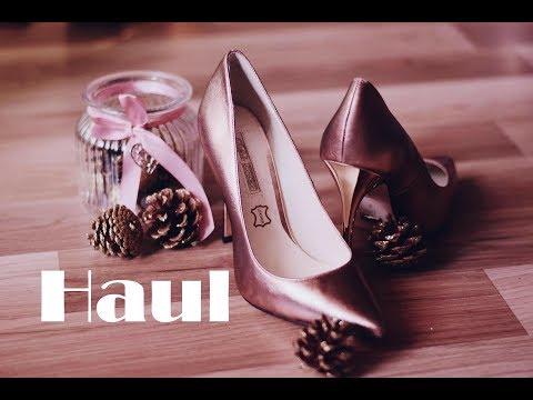 Haul || H&M, Pandora, Zara, Reserved|| Buffalo, Aldo