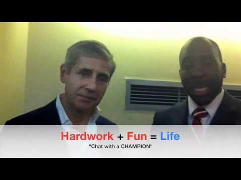 Day 23: SIR STUART ROSE INTERVIEW - Shut Up & Take Action