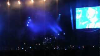 Limp Bizkit - Nova rock 2012 - Behind Blue Eyes