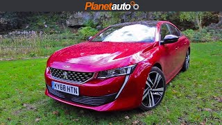 Peugeot 508 GT Review and Road Test | Planet Auto