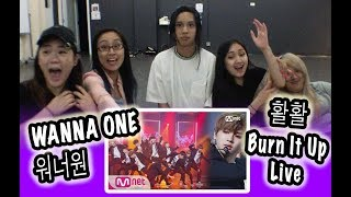 kpop group reacting