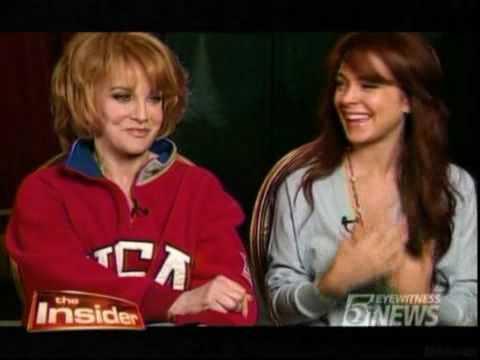 Lindsay Lohan Ann- Margret Interview