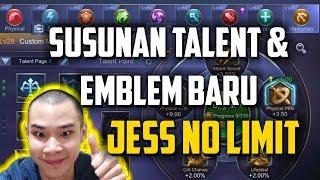 vuclip SUSUNAN TALENT & EMBLEM BARU by JESS NO LIMIT