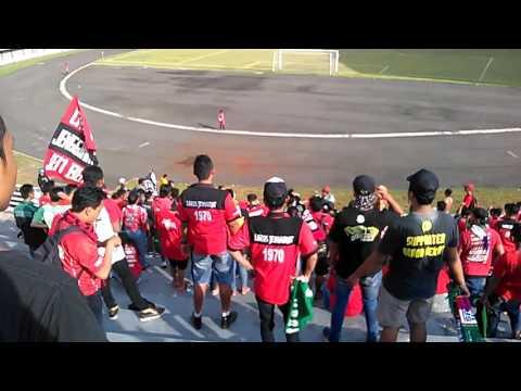 BERNI LAROS kita saudara AREMA JANCOK!!!di bunuh saja stadion JSG JEMBER