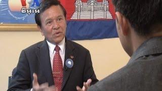 Kem Sokha Talks Opposition Plans (Cambodia news in Khmer)
