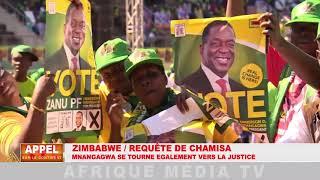 Les USA refusent de reconnaître la victoire de Mnangagwa