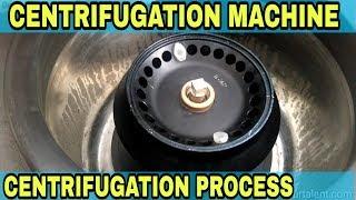Centrifuge Machine | Centrifugation Process | Centrifuge In Hindi | G Y T