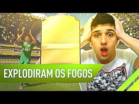 MDS ESTOURARAM OS FOGOS ! - FIFA 17 FUT DRAFT - Ep# 01