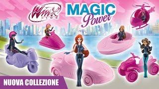 Winx Club - Scopriamo insieme le Winx Magic Power!