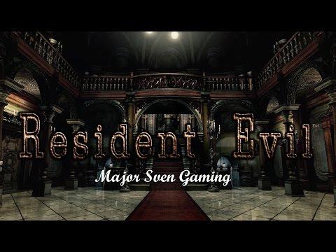 Resident Evil HD (Episode 1, Barry has a Big Gun!)