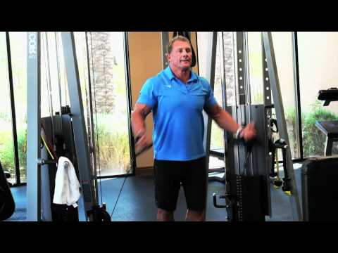 Three-way Cable Chest Fly