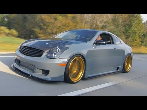 2JZ SWAP INFINITI G35 REVIEW – The Perfect Japanese Combination