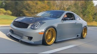 2JZ SWAP INFINITI G35 REVIEW - The Perfect Japanese Combination