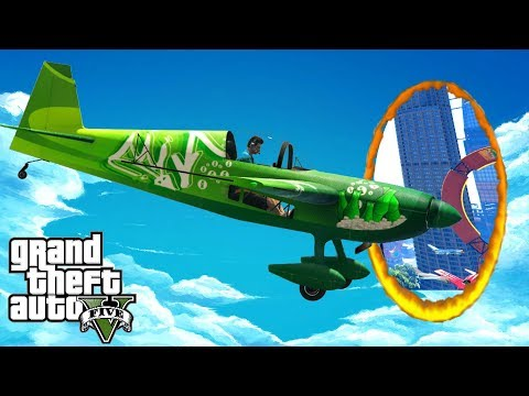 GTA 5 Transform Races | TELEPORTATION...
