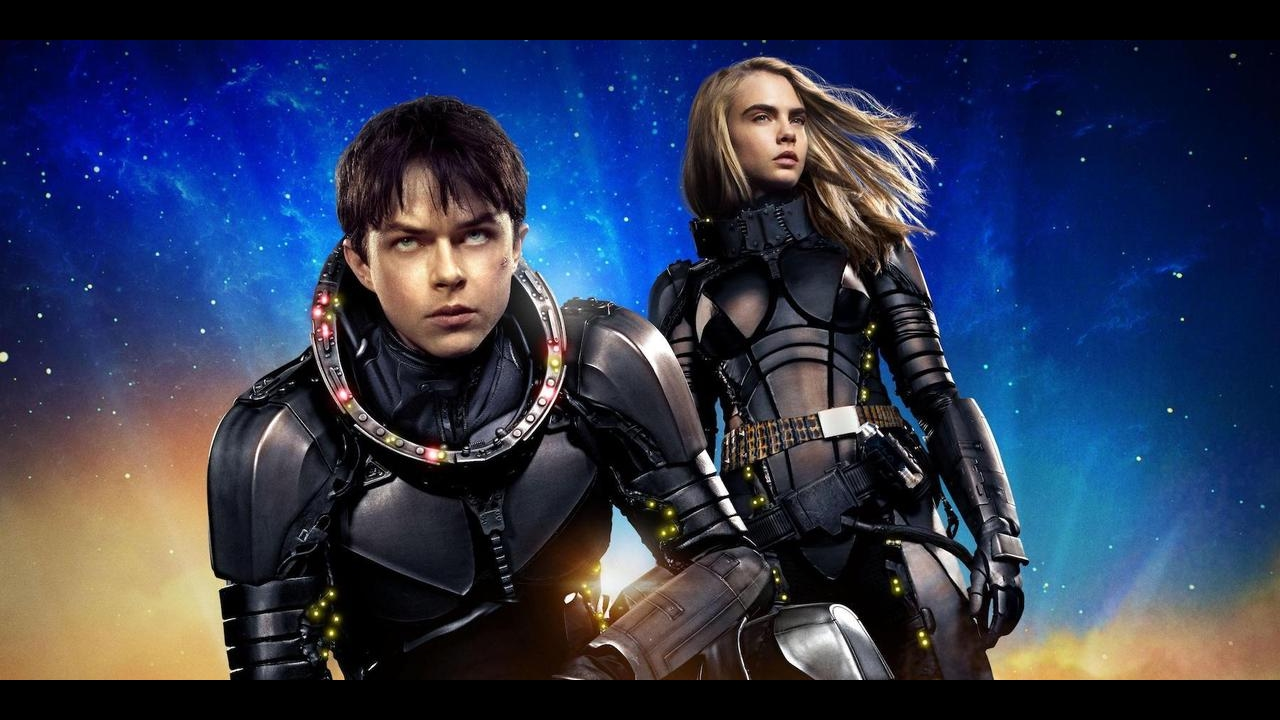 Valerian And The City Of A Thousand Planets Stream
