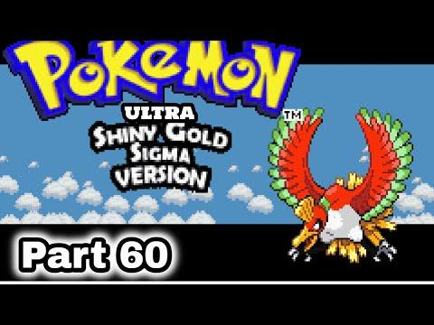 Pokemon Ultra Shiny Gold Sigma | Whirl Islands, Catching Lugia | Part 60